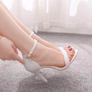 Women's Ankle-Strap High-Heel Sandals