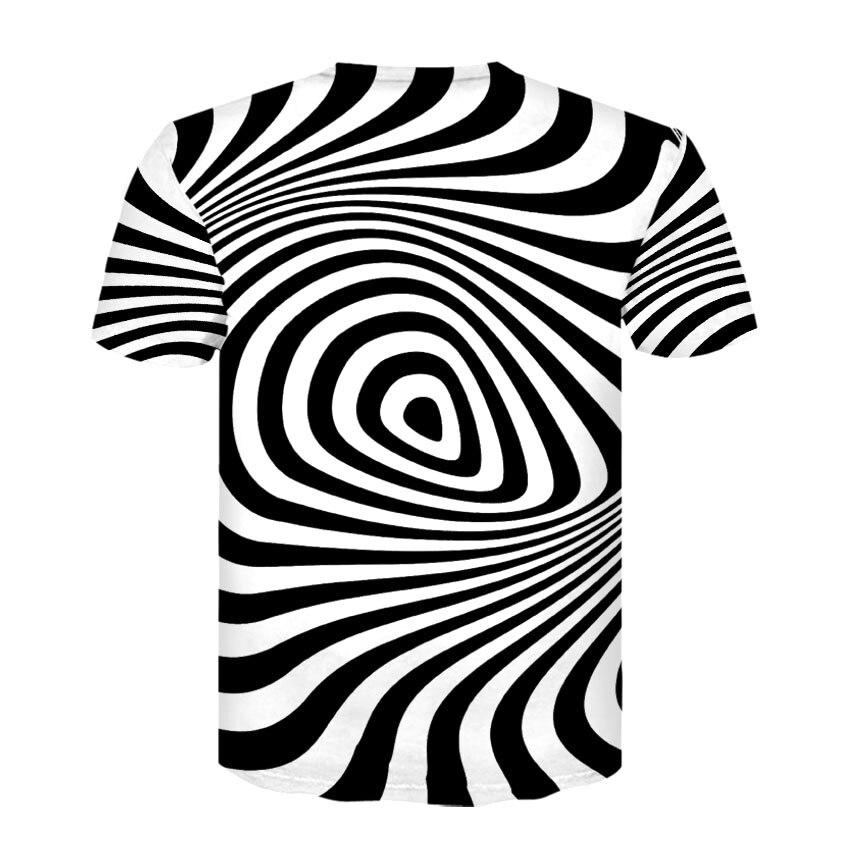 D-151-凯诚T恤短袖模板-后