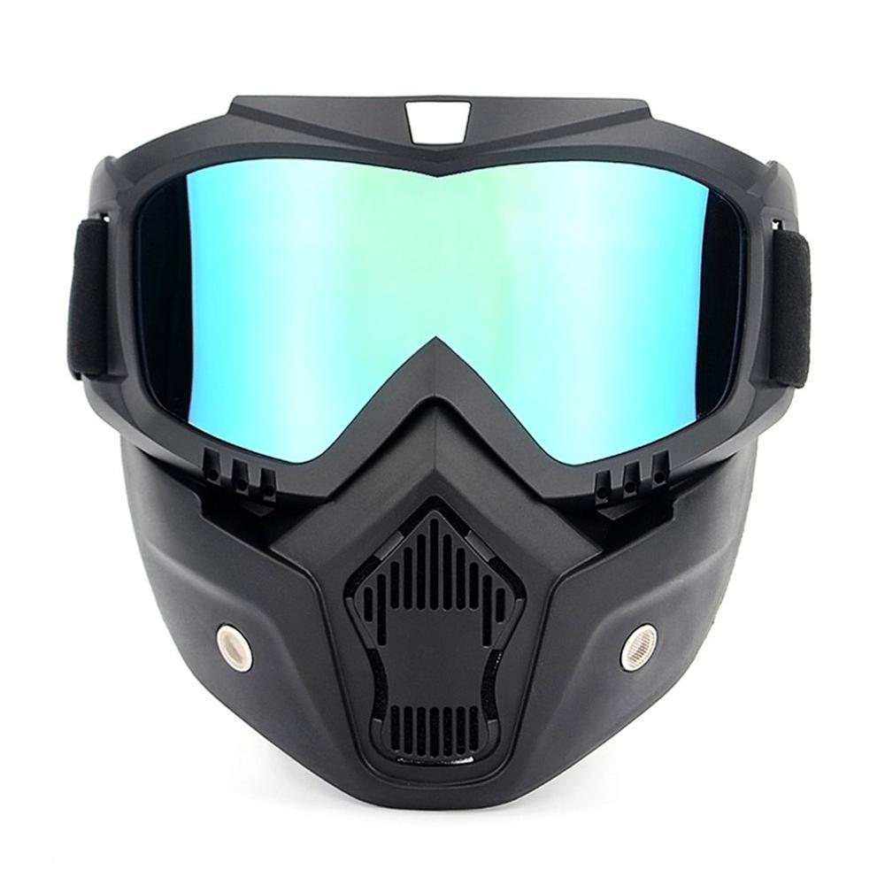 Motorcycle Goggles Off-Road Helmet Goggles Windproof Glasses Goggles Mask Goggles Ski Goggles