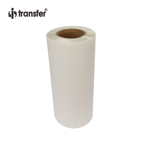 Roll PET Film 30cmx100m Direct Transfer Printing Paper T shirts Fabric DTF Printer Heat Transfer Roll Films