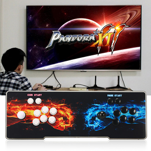 free shipping Arcade Console 3003 in 1 Arcade Games Station Machine 2 Players Control Joystick PC TV Laptop Projector