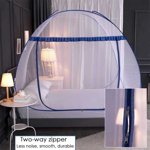 Pop-up mosquito net for tent 3