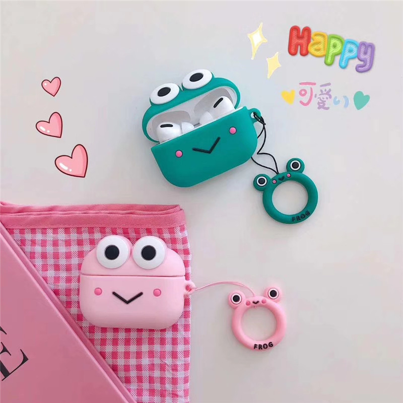 Cute 3D Silicone Case for AirPods Pro 175