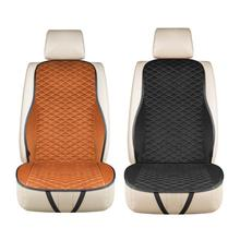 New Car Heating Cushions Home Office Winter Warm Mat 12V Double Spiral Wire Universal Cushion