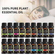 10ml 18 Flavours Essential Oils Pure Plant Relieve Stress Ai