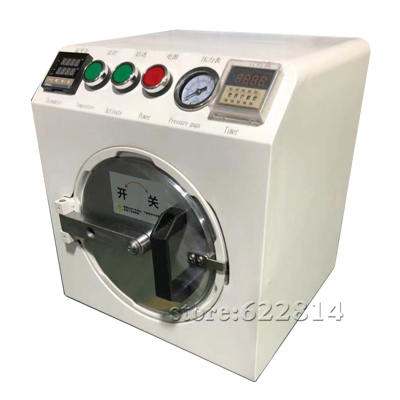 New update Auto Clave Removes bubbles OCA glue defoaming machine High defoaming machine cellphone LCD screen refurbished small|Phone Repair Tool Sets| |  - title=