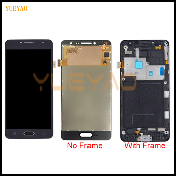 LCD With Frame For Samsung Galaxy J2 Prime G532 SM-G532 SM-G532F G532F Touch Screen Digitizer + LCD Display Module Assembly image