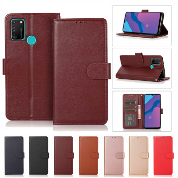 Wallet Leather Case for Huawei Honor 10 9 20 Lite Pro 9A 9C 9S 8A 8X 8S 7A 7S 7C 6A 7S 10i 9i 20i Flip Wallet Case Housing Funda 1