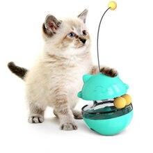 Интерактивная миска для кошек и собак забавная игрушка в виде