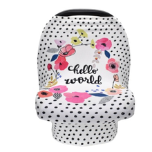 Nursing-Cover for Babies Mom Car-Seat Grocery Baby Stretchy