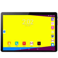 10.1 Inch Android 7.0 Tablet Pc Android Tablet 1GB+32GB 3G Phone Call SIM Card WiFi Bluetooth GPS 2.5D Glass Screen