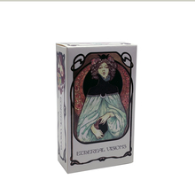 New tarot cards. Promotional Campaign.Ethereal Visions, Mystic Mondays Tarot, Cards for Mystical Divination  Party Game Deck