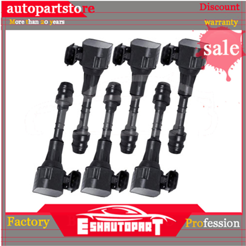 For 2005 Nissan Maxima V6 3.5 Ignition Coil