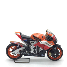 1:18 Scale Alloy Motorcycle Toy Model Mot Hond GP RCV NO.1 Model Matel Die Casting Toy For Static Toy Collection Gift free ship scale 1 18 motorcycle model adult toy simulated alloy locomotive abs decoration with good quality gift