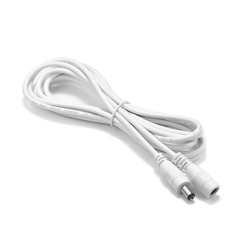 2,1 мм x 5,5 мм DC кабель коннектор штекер «Мама-папа» DC кабель-удлинитель для детей возрастом от 12V Мощность адаптер Шнур для домашнего видеонаб...