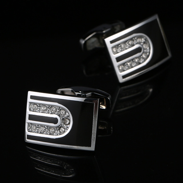 High-quality Luxury Men's Cufflinks 2