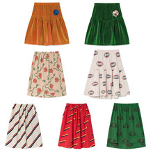 2019 Autumn and Winter New Tao Bobo Kids with The Series of Small Children's Cotton Skirt