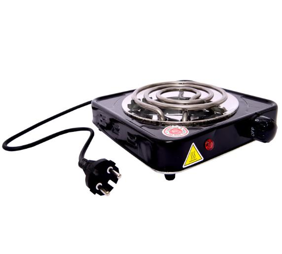 1000W Electric Stove Hot Plate Burner Travel Cooking Appliances Portable Warmer