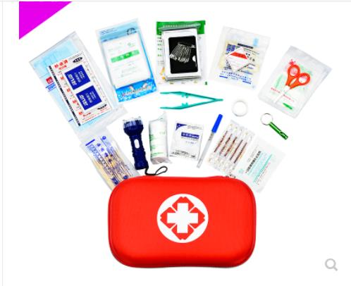 First Aid Kit Home Outdoor Car Kit Family Medical Kit First Aid Supplies Travel Portable Earthquake Emergency Kit