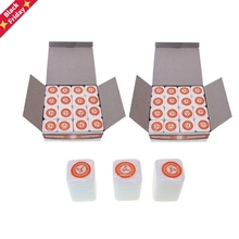 2 Boxes Deer Brand Camphor Tablets Refined Camphor Transparent Natural Smokeless Solid Moth Insect Repeller Religious Purpose