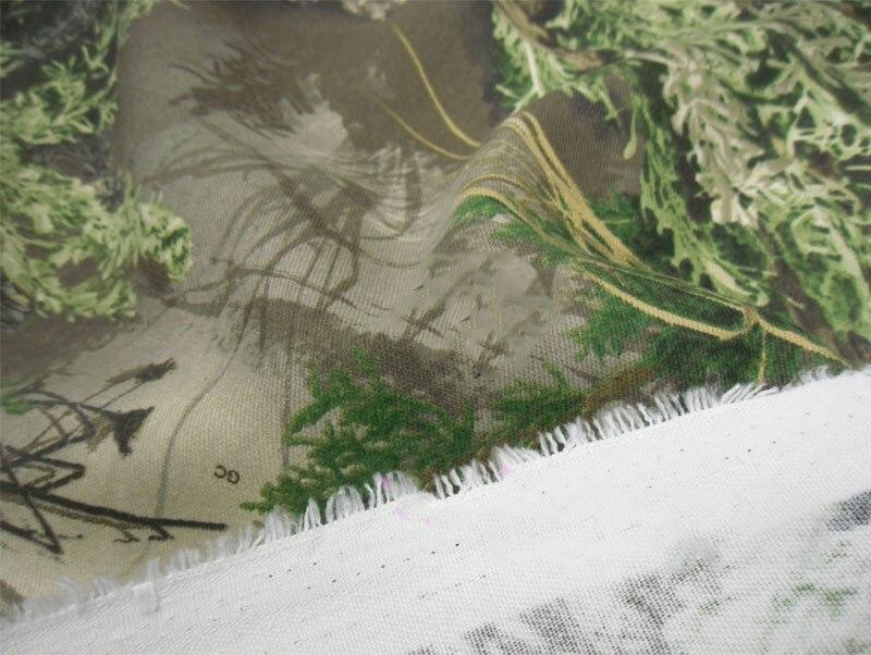 Alta qualidade tecido de camuflagem biônica 1.48m