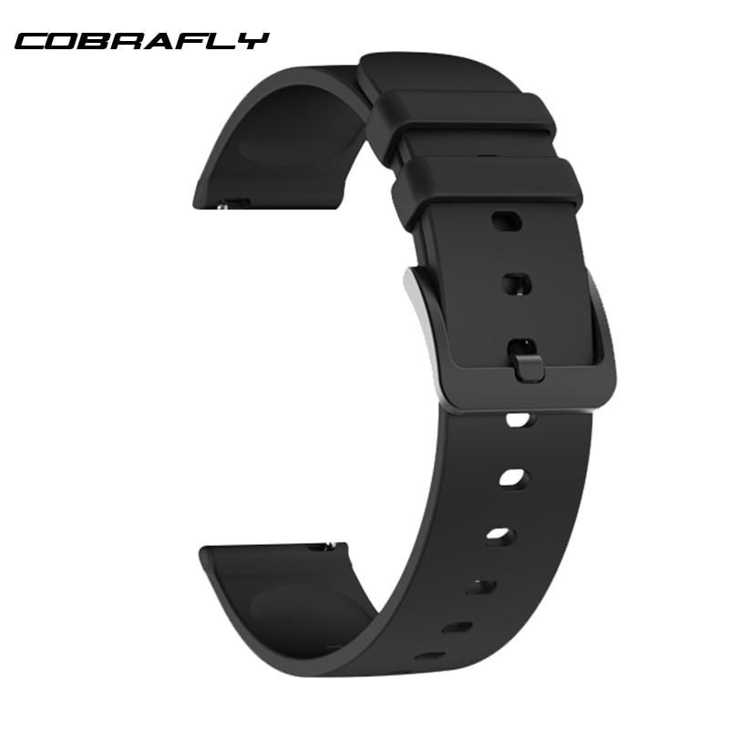 Cobrafly Original P8 Smart Watch Strap 100% Original Authentic Strap For P8 Wristband Belt Sport Fitness Bracelet Accessories