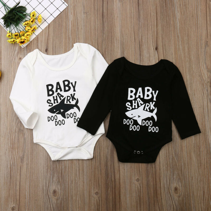 UK Newborn Baby Boy Girl Ribbed Outfits Button Romper Jumpsuit Bodysuit Playsuit