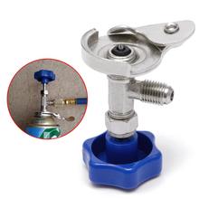 Zawór dozujący otwieracz do butelek 337B butelka czynnika chłodniczego może dotknąć niebieskiego tanie tanio LJHDFY CN (pochodzenie) Klimatyzacja montaż