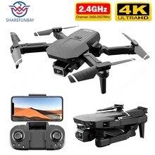 2021new s68 pro zangão 4k hd grande angular câmera wifi fpv zangão altura mantendo com câmera mini zangão vídeo ao vivo rc quadcopter