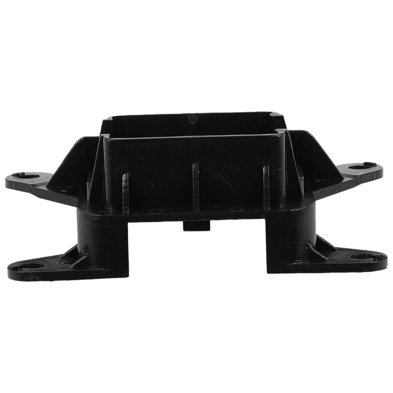 2Din Car Installation Frame for KIA Forte Park(Hazard) Light Stereo Fascia Trim Dash Kit Adapter Panel Casing-1