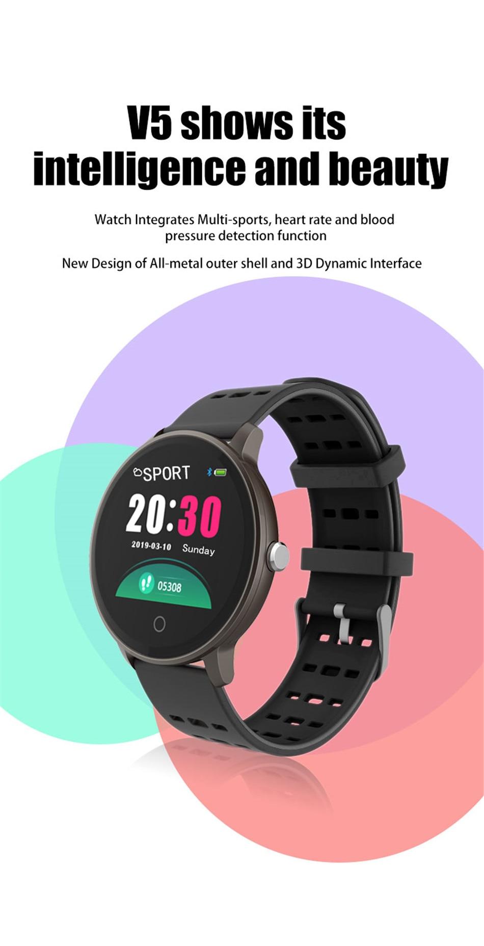 1.智能手表全新体验