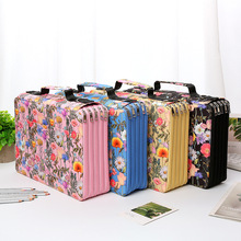 288/384/480 Slots Pencil Case School Pencilcase for Girls Stationery Bag Large Capacity Pen Box Office Big Pouch Supplies Holder
