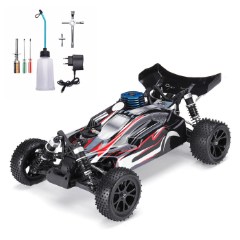 Nitro Gas Powered RC Cars High Speed VRX Racing RH1006 1/10 Scale 4WD FC.18 Engine