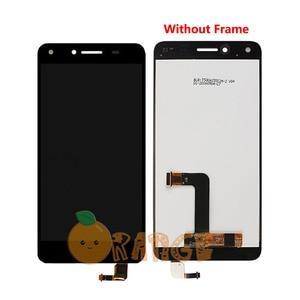 "Image 5 - Nieuwe Vervanging Lcd scherm + Touch Screen + Frame Voor Huawei Y6 Ii Compact Honor 5A LYO L01 LYO L21 + 5 ""Sensor Vergadering"