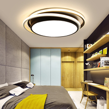 купить Modern Ceiling Light Living Room Dining Bedroom Luminarias Led Lights Home Lighting Fixture remote control Simple Ceiling Lamp по цене 8130.33 рублей