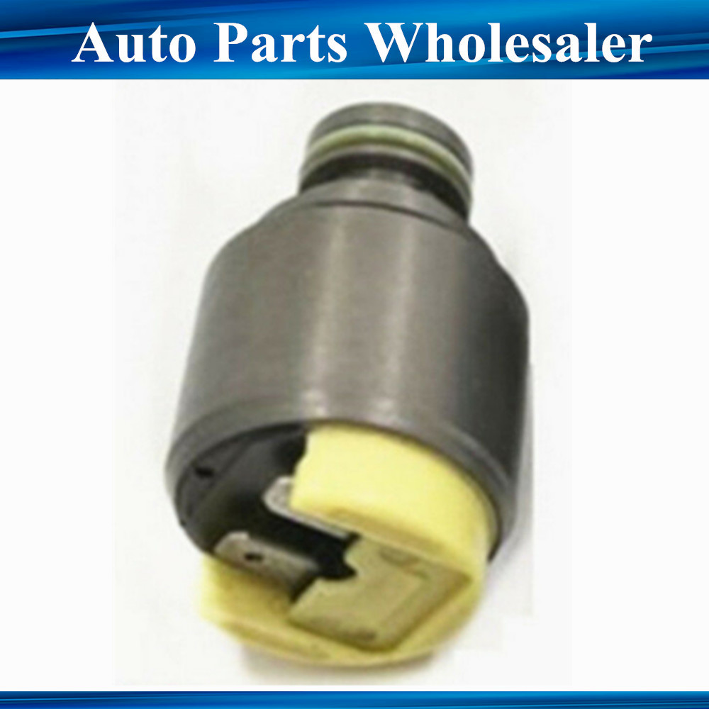 Genuine 5HP19 Yellow Pressure Regulator Transmission Solenoid For A4 A6 A8 S4 PASSAT 96-06 For 3 5 SERIES