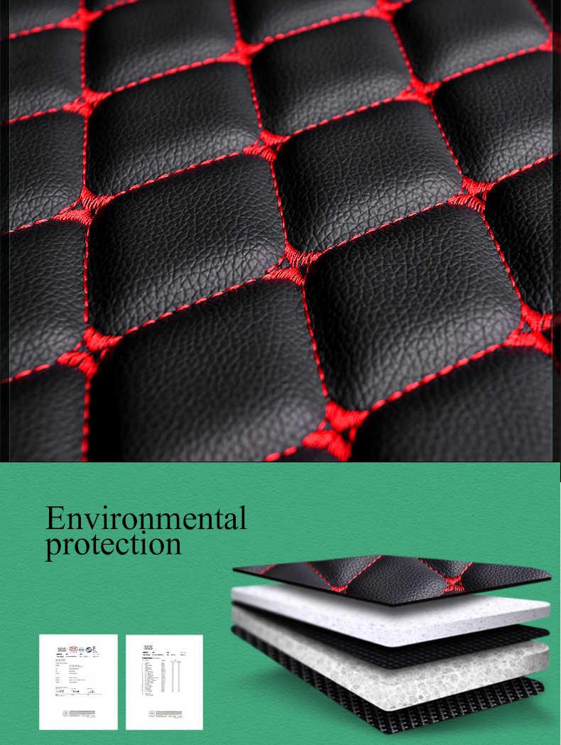 ZHAOYANHUA tapis de coffre de voiture pour BMW série 3 318i 328i 320i 325i 330i 335i 340i 320 accessoires de voiture de style de voiture tapis de sol