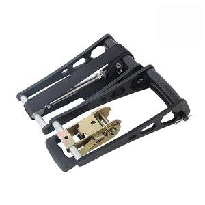 Image 5 - Verbindung Bogen Aluminium Legierung Hand Tragbare Bogen Presse Öffner für Pfeile für Bogen Jagd Arco e Flecha Zubehör