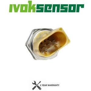 Image 5 - 55PP26 02 Genuine Fuel Rail Pressure Sensor 55PP26 02 For VW T5 AUDI A3 A4 A5 A6 Q5 03L906051, 03L 906 051 057130764H 2.0 Diesel