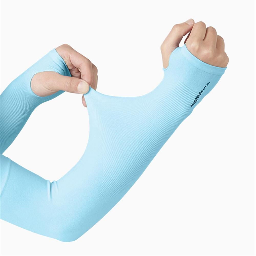 Anti-UV Sunscreen Sleeve NH Moved Summer Icy Female Driver Sleeve Arm Sleeve Male Riding Arm Guard