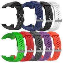 Bracelet de rechange en Silicone souple pour Polar M400 M430 Sport, accessoires intelligents