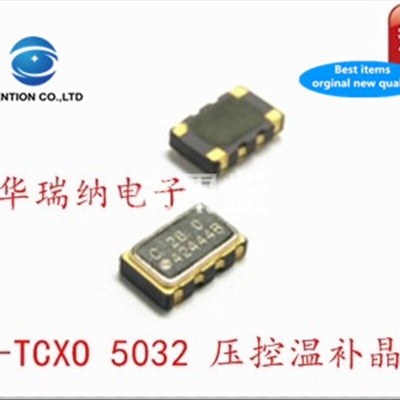 5pcs 100% New And Orginal TCXO Temperature Subsidy Chip Crystal 5032 16.368M 16.368MHZ 5x3.2mm 4-pin