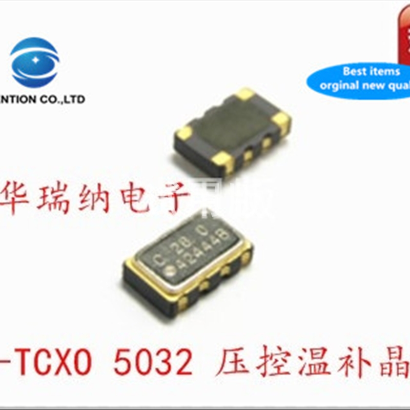 5pcs 100% New And Orginal Temperature Subsidized Chip Crystal TCXO High Precision Active 12.8M 12.8MHZ 12.800MHZ 5032