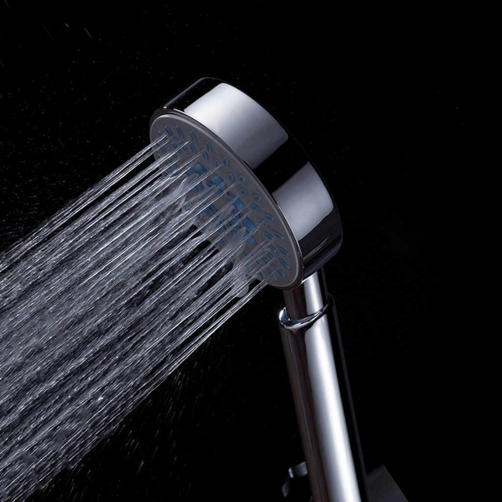 Venda quente banho chuveiro de mão cabeça alta pressão aumentando contas poupança água utilitário ferramentas do banheiro transporte quente