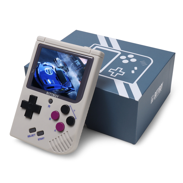 New video game console BittBoy V3.5