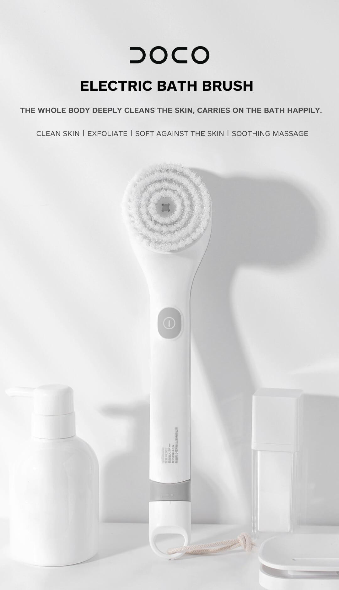 Smart Body Cleansing Brush