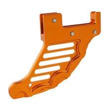 Мотоциклетная защита заднего тормозного диска для KTM 125 200 250 300 350 400 450 505 525 530 540 EXCF SX SX-F XC XCW SX EXC XCF 2004-2021 2020
