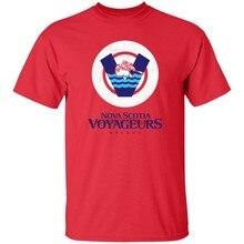 Nouvelle-Écosse Voyageurs Montréal Ferme Ahl Halifax T-shirt