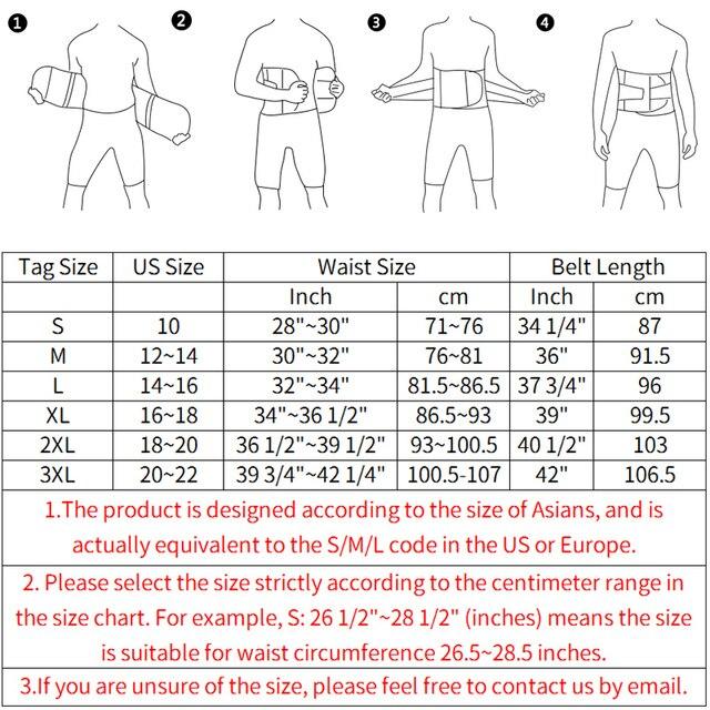 Mens Waist Trainer Weight Loss Body Shaper Belly Shapers Tummy Shapewear Abdomen Slim Girdle Promote Sweat Trimmer Belt Corset 5