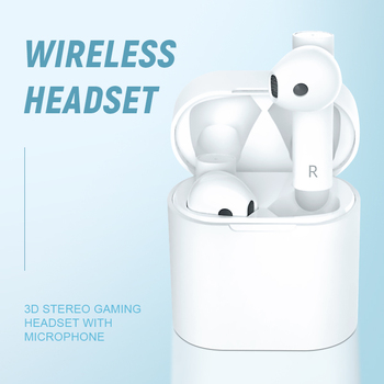 True Bluetooth 5 0 słuchawki KUGE TWS bezprzewodowe słuchawki Sport zestaw głośnomówiący z słuchawkami 3D zestaw słuchawkowy Stereo do gier z mikrofonem tanie i dobre opinie Ucho Inne CN (pochodzenie) Bezprzewodowy + Przewodowe Do Internetu Bar Monitor Słuchawkowe Do Gier Wideo Wspólna Słuchawkowe